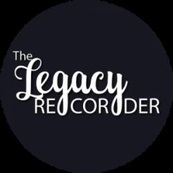legacy recorder logo